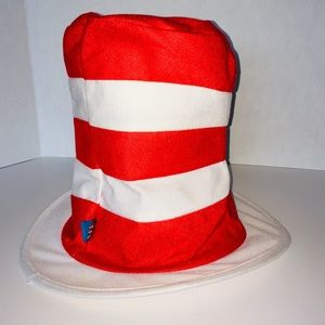 Dr. Seuss Cat in the Hat Dress-up Costume Top Hat